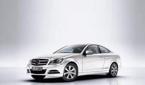 Mercedes-Benz C Class Coupe C220d Executive SE 2 door
